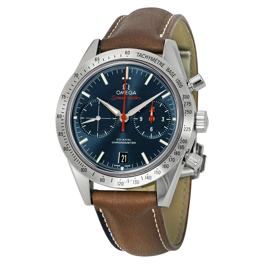 1fc2f78f106f Omega Speedmaster Automatic Blue Dial Men s Watch 33112425103001 Item No.  331.12.42.51.03.001