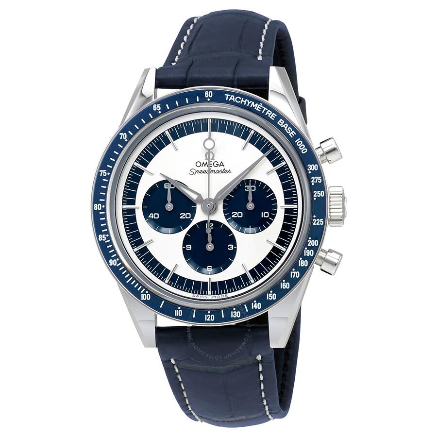 Omega speedmaster chronograph watch speedmaster omega watches jomashop for Omega watch speedmaster
