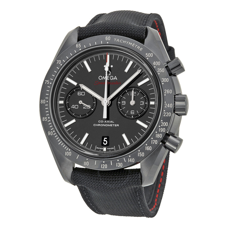 b6055ecd13ef Omega Speedmaster Co-Axial Chronograph Black Dial Men s Watch  31192445101003 Item No. 311.92.44.51.01.003