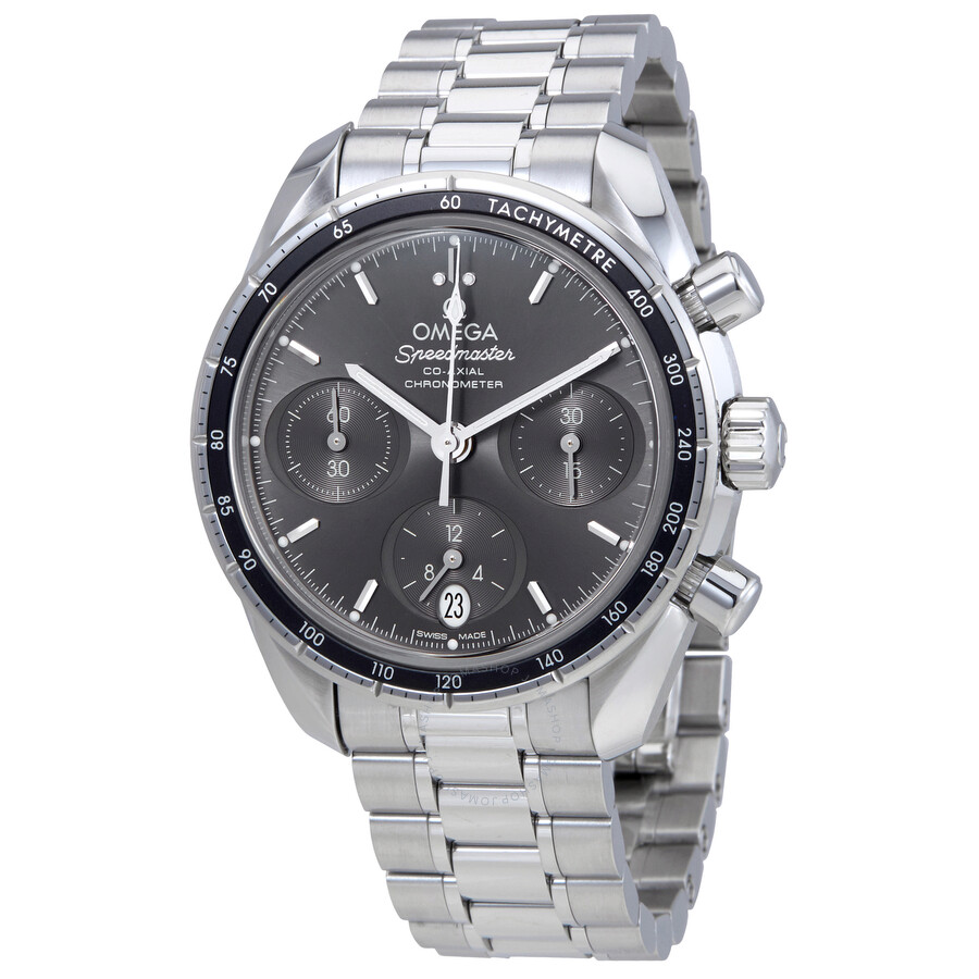 2250d91cf7d Omega Speedmaster Co-Axial Automatic Men s Chronograph Watch  324.30.38.50.06.001 ...