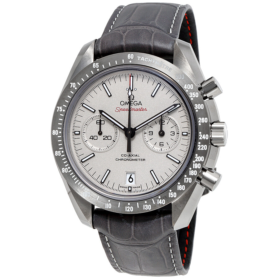 Omega speedmaster moonwatch grey dial automatic men 39 s watch 31193445199002 speedmaster omega for Omega watch speedmaster