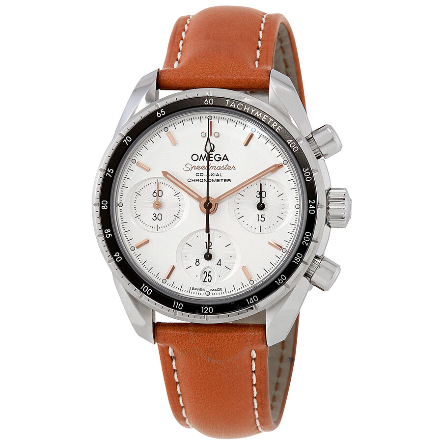 b7dfc9447e79 Omega Speedmaster Automatic Silver Dial Men s Watch 324.32.38.50.02.001 ...