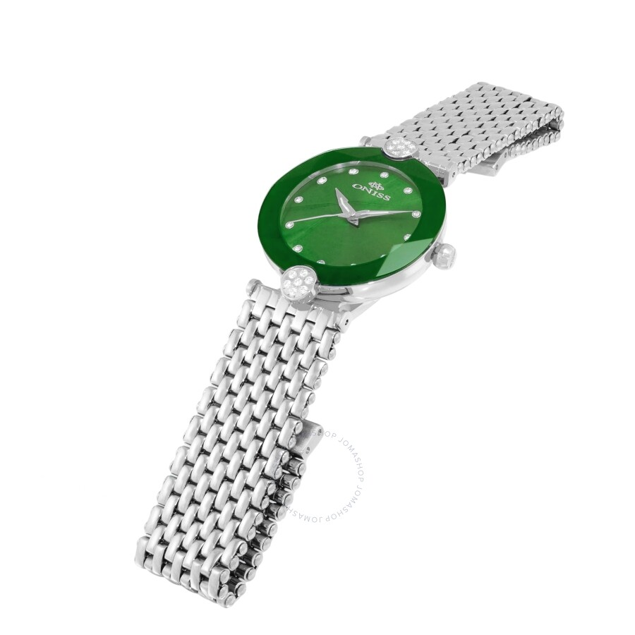 ON8777S Green Dial Ladies Watch ONJ8777-0LGN