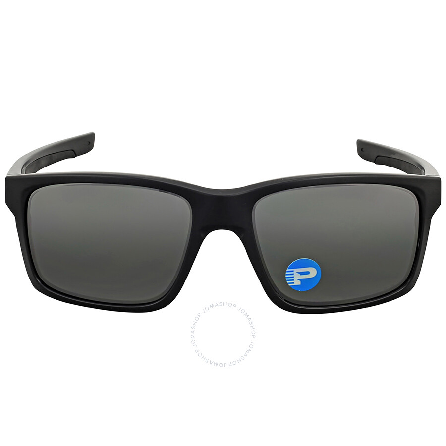 c2ccb1b9c9 Open Box - Oakley Mainlink Polarized Black Iridium Sunglasses ...