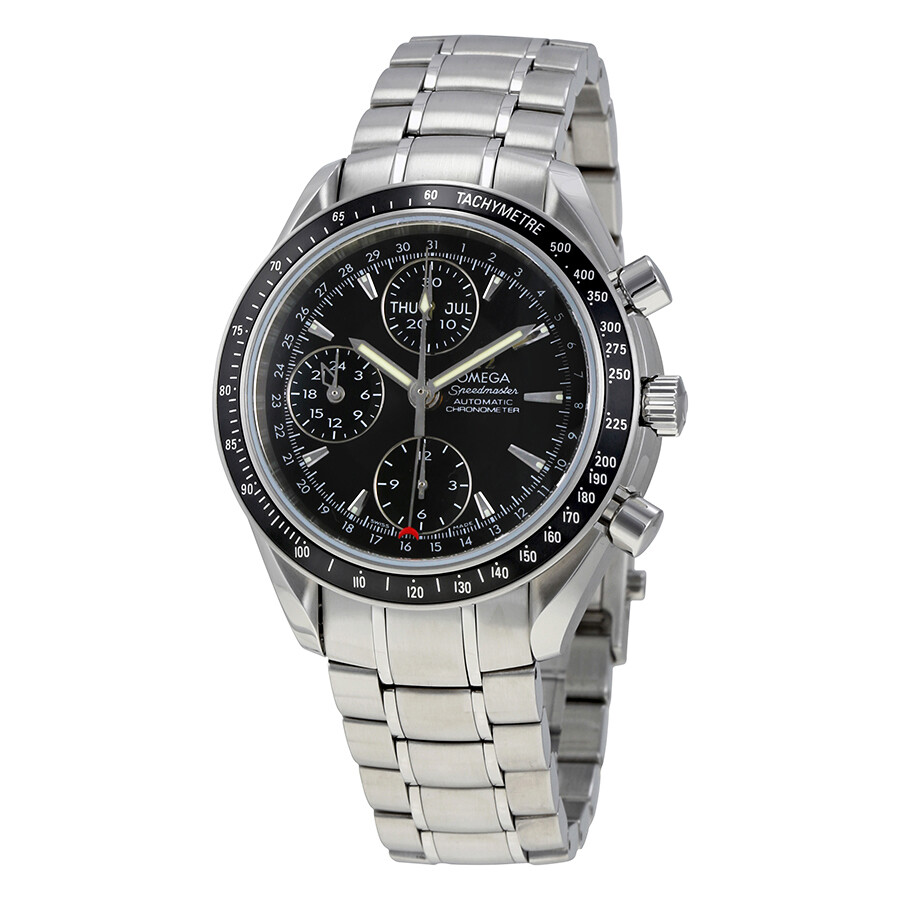 Omega Watch With Day And Date