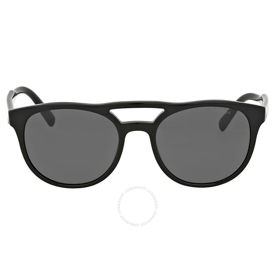ca4c5c0a00f0 Open Box - Prada Black Square Sunglasses - Prada - Sunglasses - Jomashop