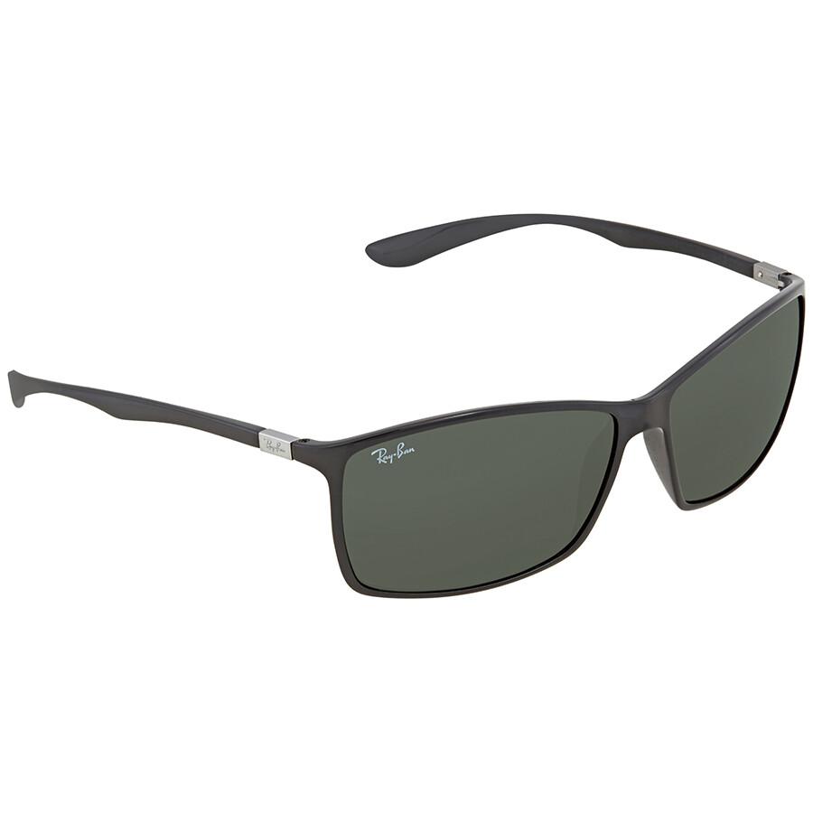 462a7ff9fa0 ... Open Box - Ray Ban Green Classic Rectangular Men s Sunglasses RB4179 601  71 62 ...