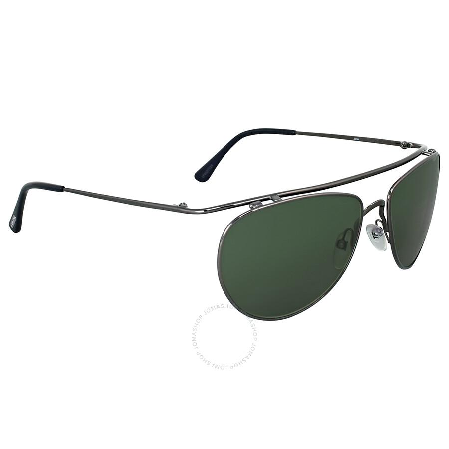 89b4626697 Open Box - Tom Ford James Silver Metal Sunglasses - Tom Ford ...