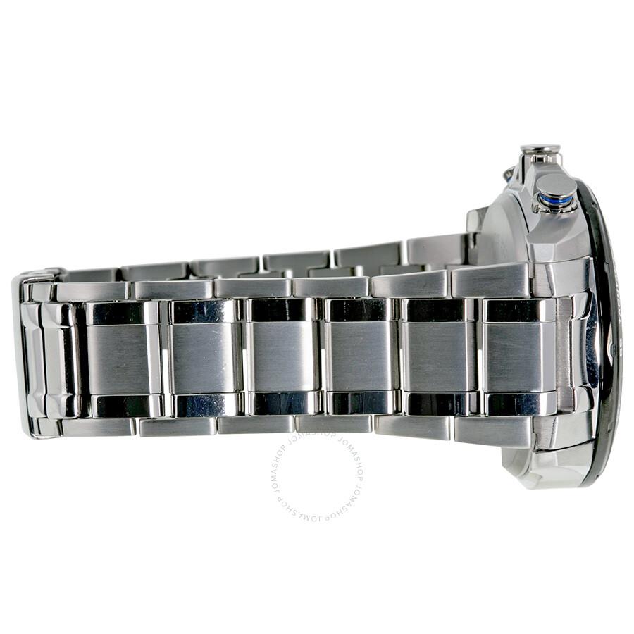 6543541f8 ... Open Box - Citizen Perpetual Chrono A-T Eco-Drive Black Dial Titanium  Men's Chronograph Watch