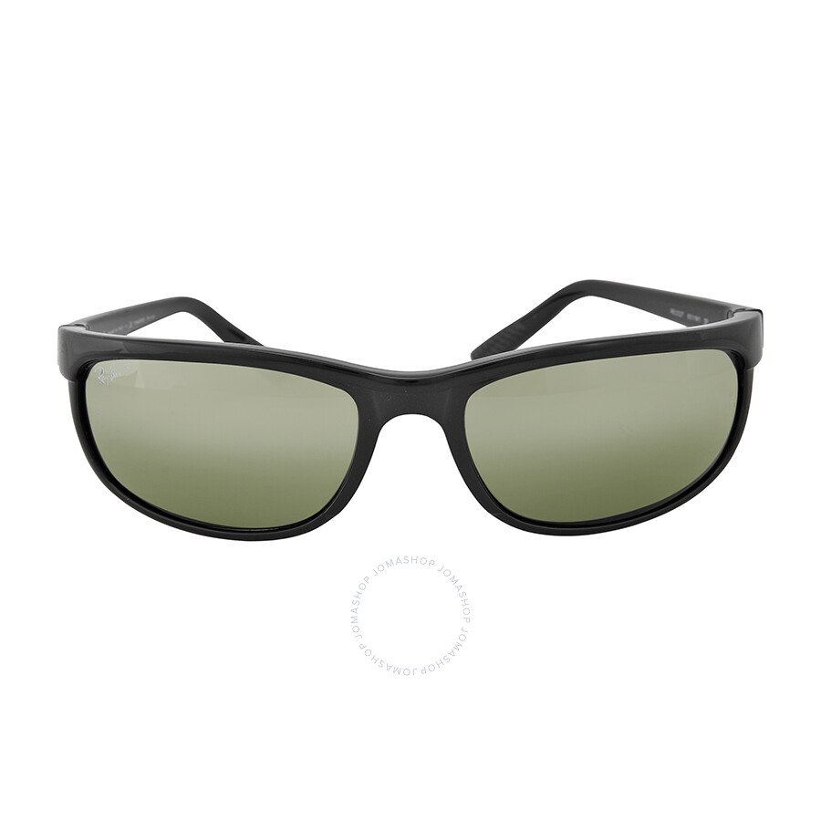 171de6ddd3 Open Box - Ray Ban Predator 2 Grey Polarized SunglassesRB2027 601 W1 62-19  ...