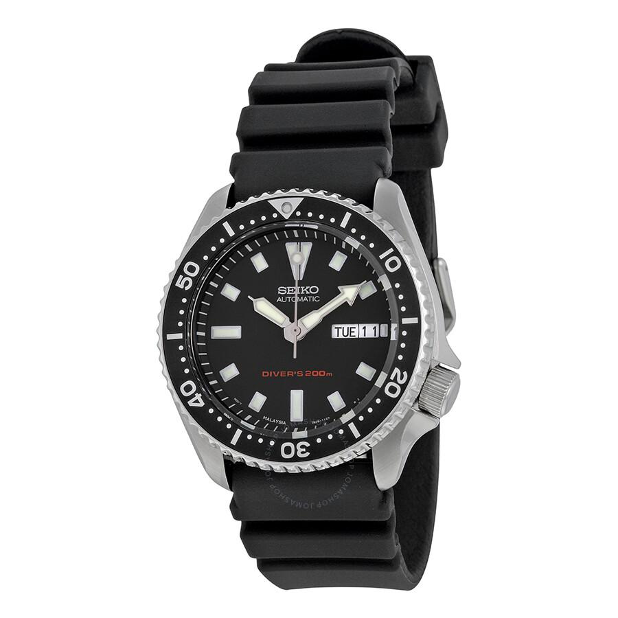 bc5f71c5d6a Open Box - Seiko Diver Automatic Men s Watch SKX173 - Diver - Seiko ...