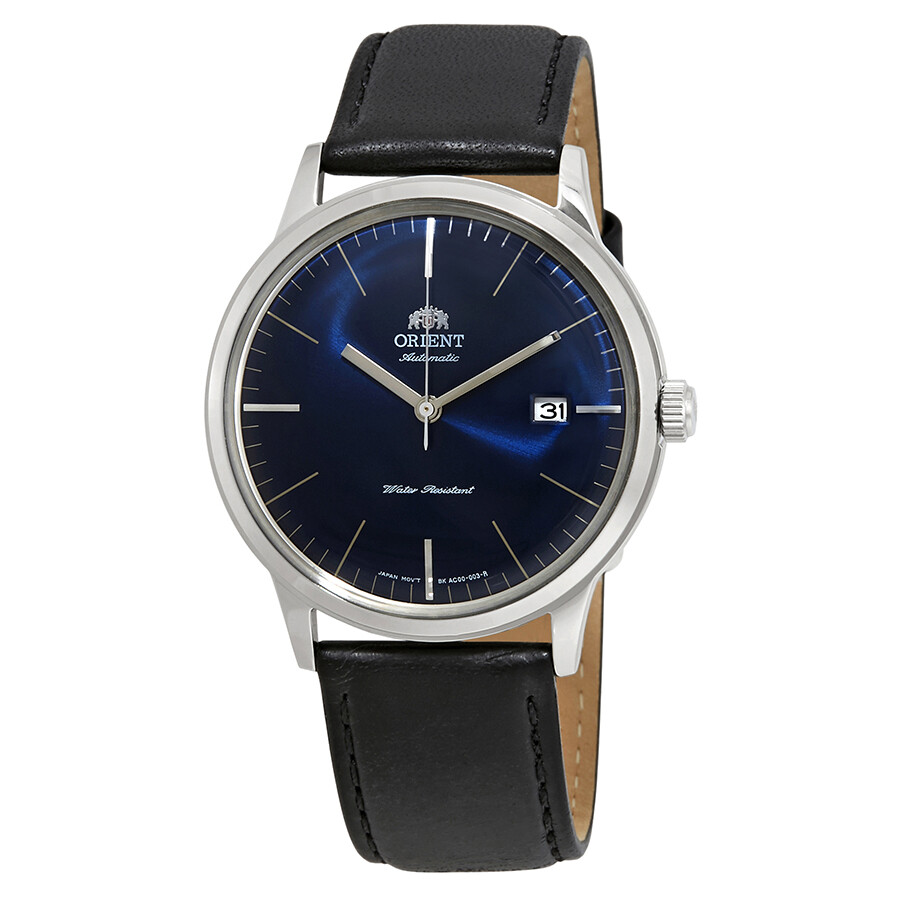 Orient 2nd Generation Bambino Automatic Blue Dial Men's ...