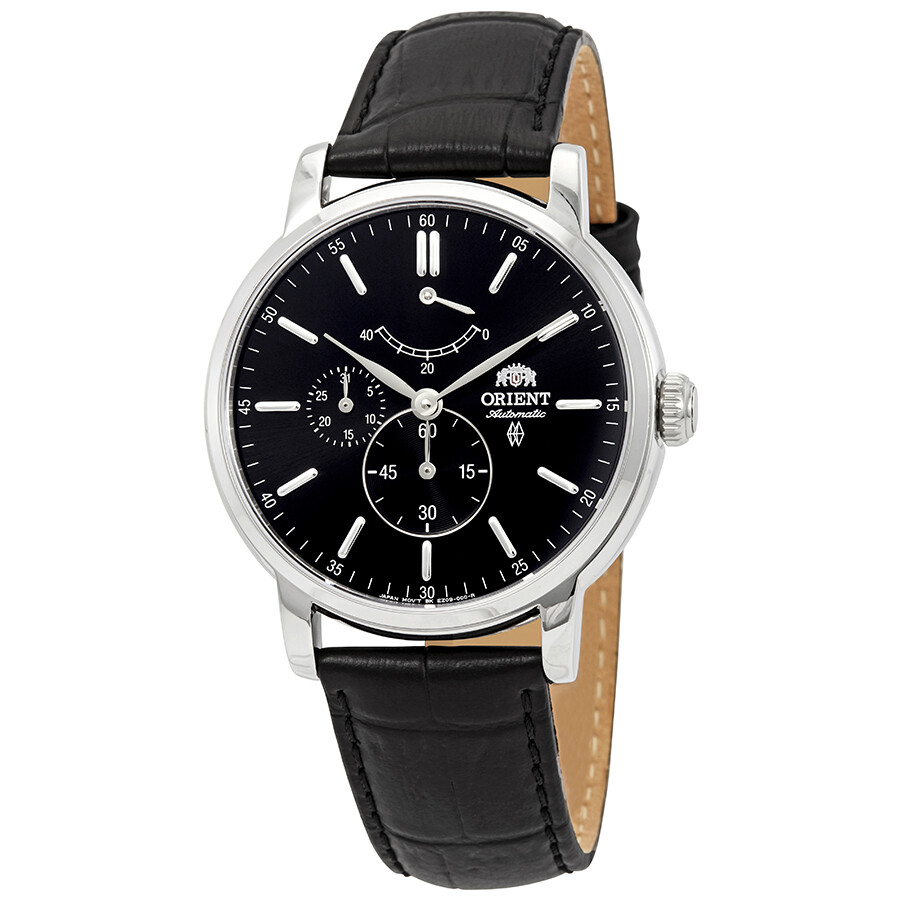 1a63001f4 Orient Automatic Black Dial Men's Watch FEZ09003B0 - Orient ...
