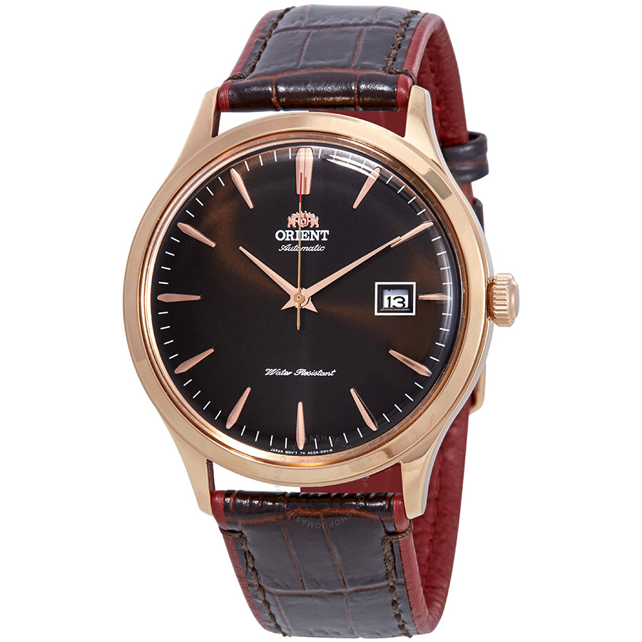 Orient Bambino Version 4 Automatic Brown Dial Men's Watch ...