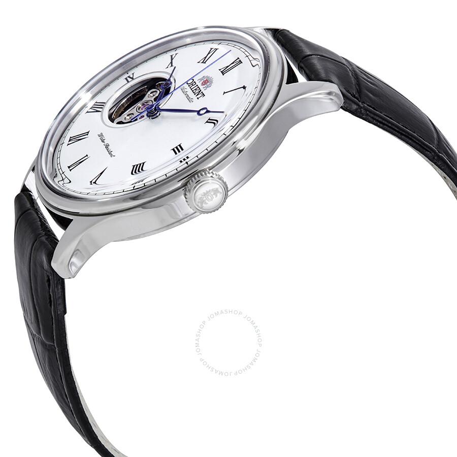 ff1c726686e ... Orient Open Heart Automatic White Dial Men s Watch FAG00003W0 ...