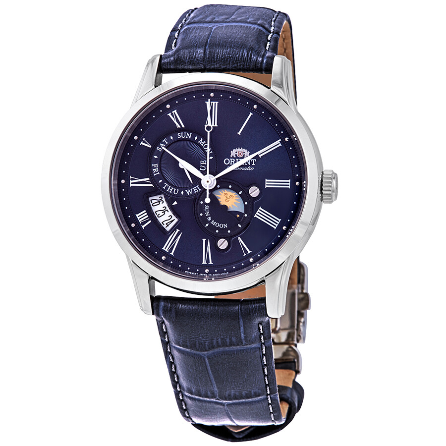 Sun And Moon Gen 3 Automatic Blue SAK00005D0