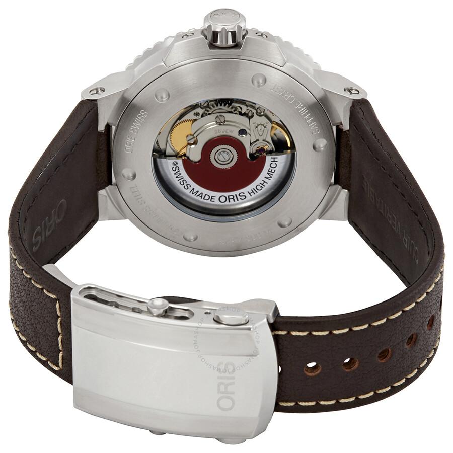 cd81d5189 ... Oris Aquis Automatic Green Dial Men's Watch 01 733 7730 4157-07 5 24  10EB