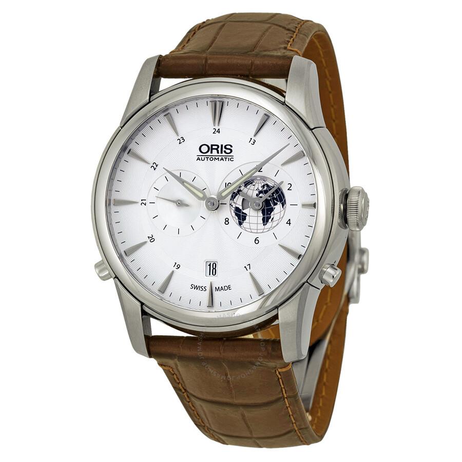 Часы Oris 690-7690-40-81LS Часы Candino C4672_1