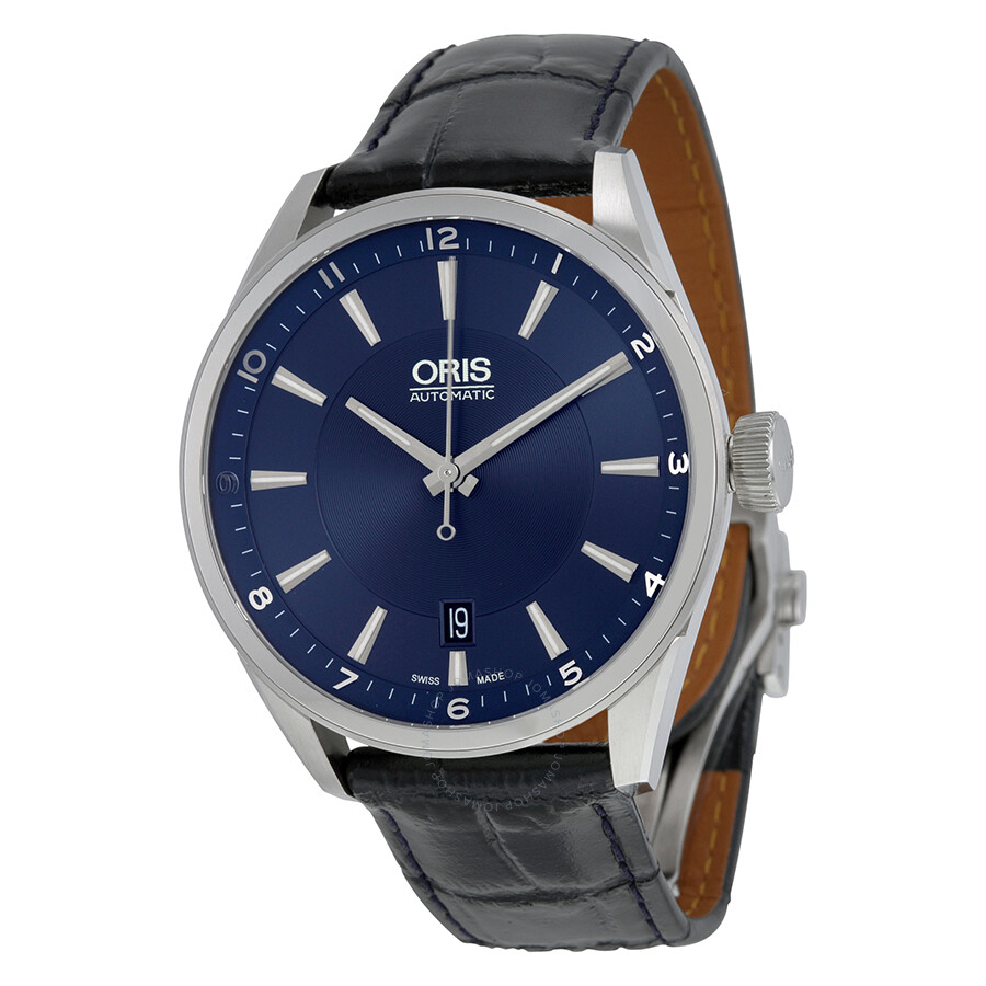 Oris Artix Blue Dial Blue Leather Strap Men's Watch 733. Engraving Wedding Rings. Sunstone Pendant. Pair Rings. Named Wedding Rings. Bumblebee Necklace. Locket Bracelet. Pet Memorial Bracelet. Gold Diamond Engagement Rings