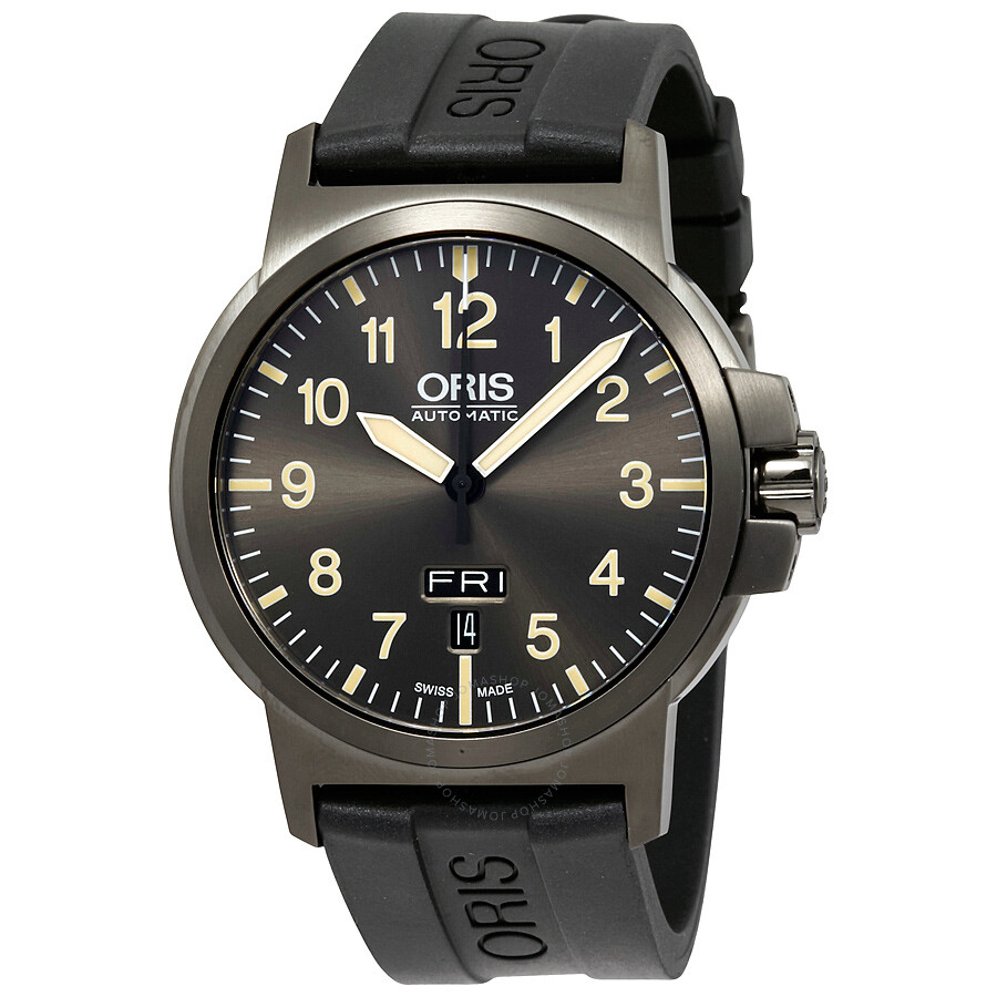 Oris bc3 advanced day date men 39 s watch 01 735 7641 4263 07 4 22 05g bc3 oris watches for Oris watches