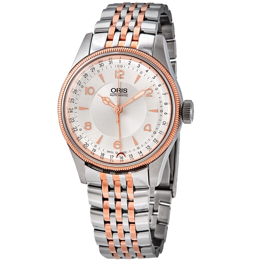 Oris Big Crown Original Pointer Date Automatic Silver Dial Men's Watch 01  754 7696 4361-07 8 20 32