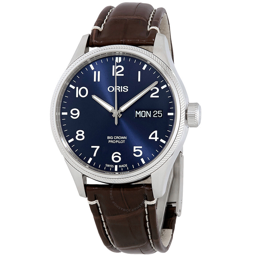 Oris Big Crown Propilot Automatic Blue Dial Men s Watch 01 752 7698 4065-07  1 ... 2659801e41