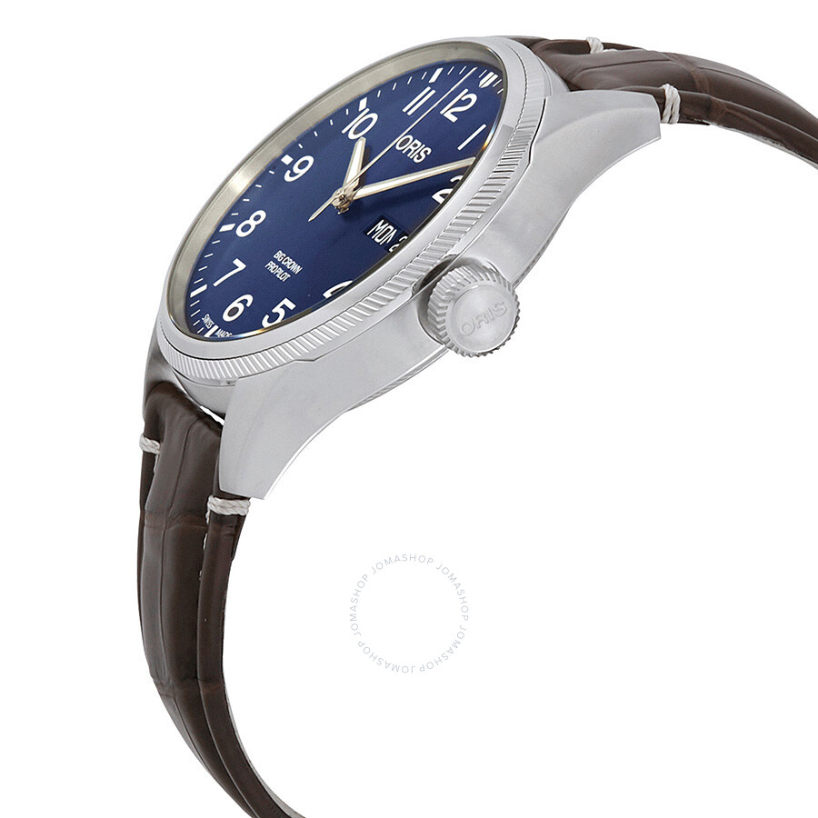 ... Oris Big Crown Propilot Automatic Blue Dial Men s Watch 01 752 7698 4065 -07 1 ... 63090aa6ee