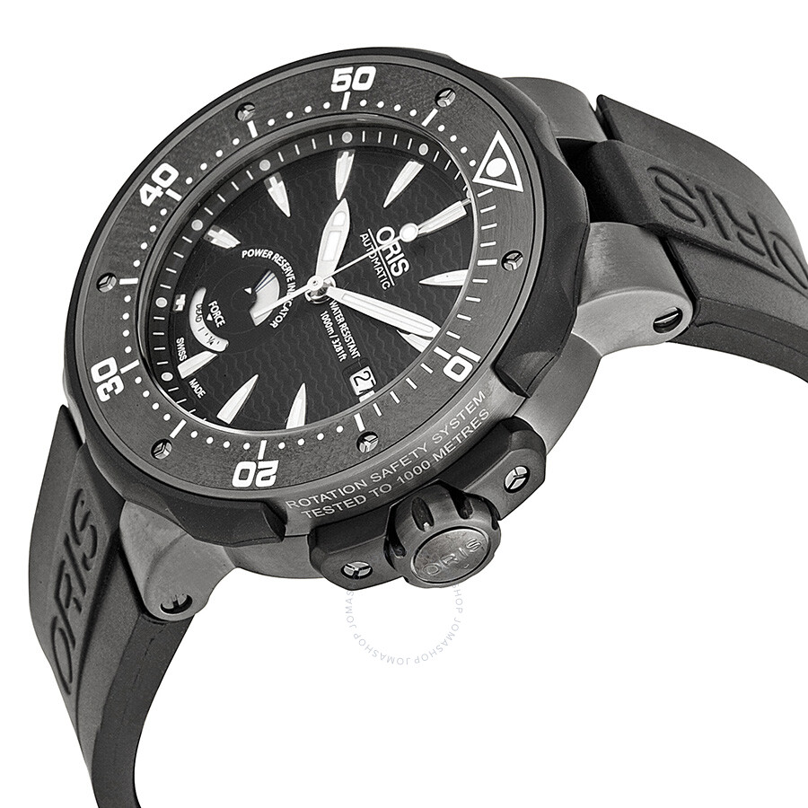 Oris prodiver hirondelle limited edition watch 01 667 7645 2 year.