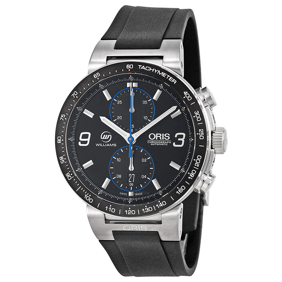 Oris Williams f1 Watch Oris Williams f1 Team Black