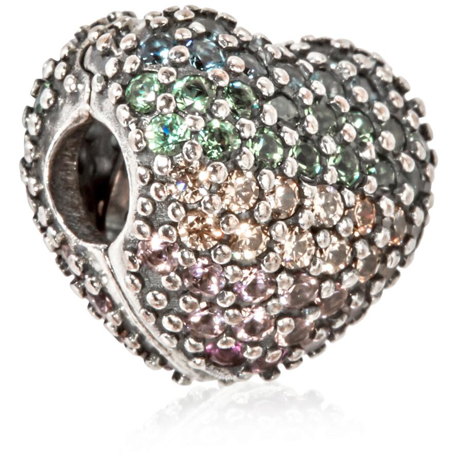 Beautiful Love Heart KeyChain Ring  Bag Phone Charm Pendant Key Chain YSK-221
