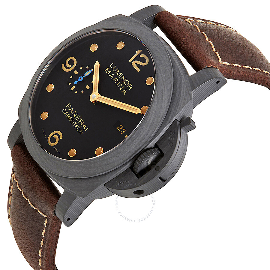 panerai luminor 1950 44 marina p9010 automatic men 39 s watch pam00661 luminor 1950 panerai. Black Bedroom Furniture Sets. Home Design Ideas