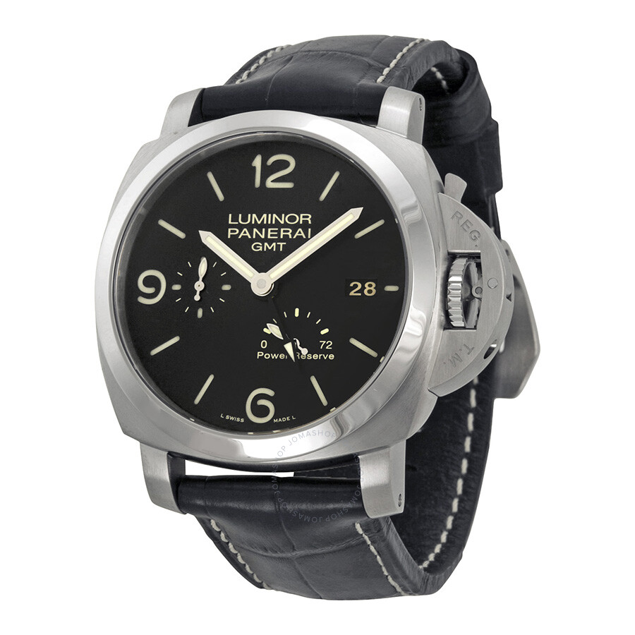 panerai luminor 1950 black dial automatic men 39 s watch pam00321 luminor 1950 panerai