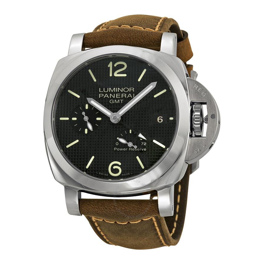 panerai luminor 1950 power reserve automatic men 39 s watch pam00537 luminor 1950 panerai On panerai watches