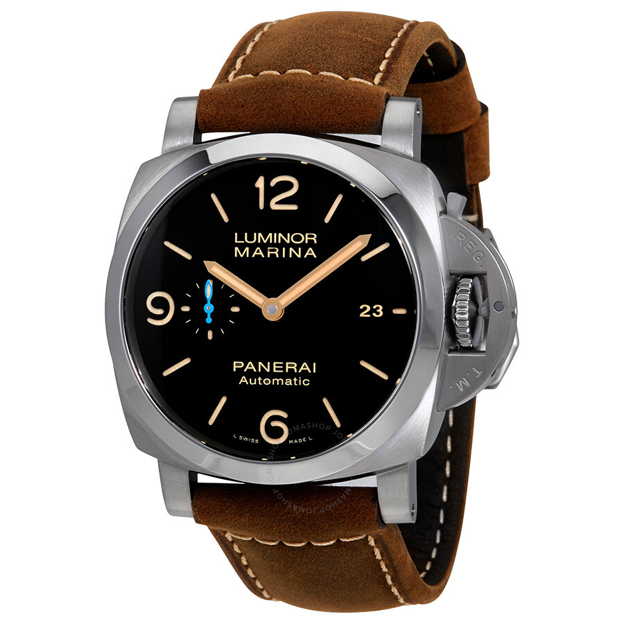 panerai luminor marina 1950 automatic men 39 s watch pam01351 luminor marina panerai watches. Black Bedroom Furniture Sets. Home Design Ideas