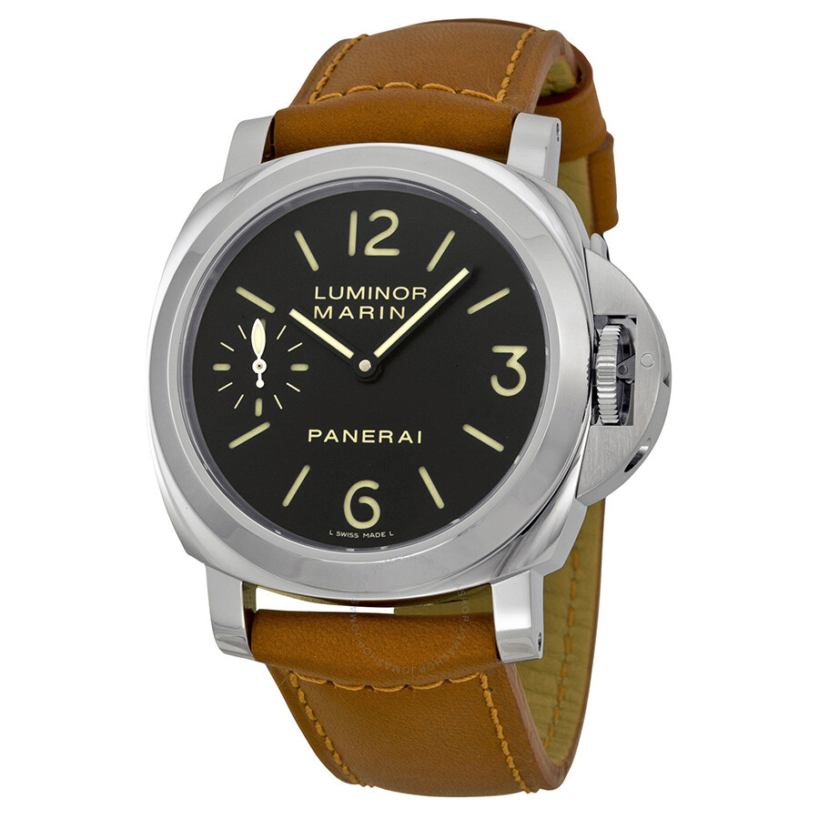 panerai luminor marina men 39 s watch pam00111 luminor panerai watches jomashop