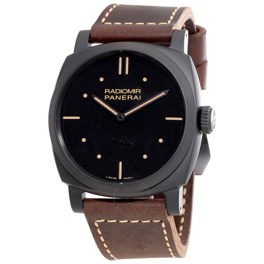 Panerai Radiomir 1940 Black Dial Men's Watch PAM00577 ...