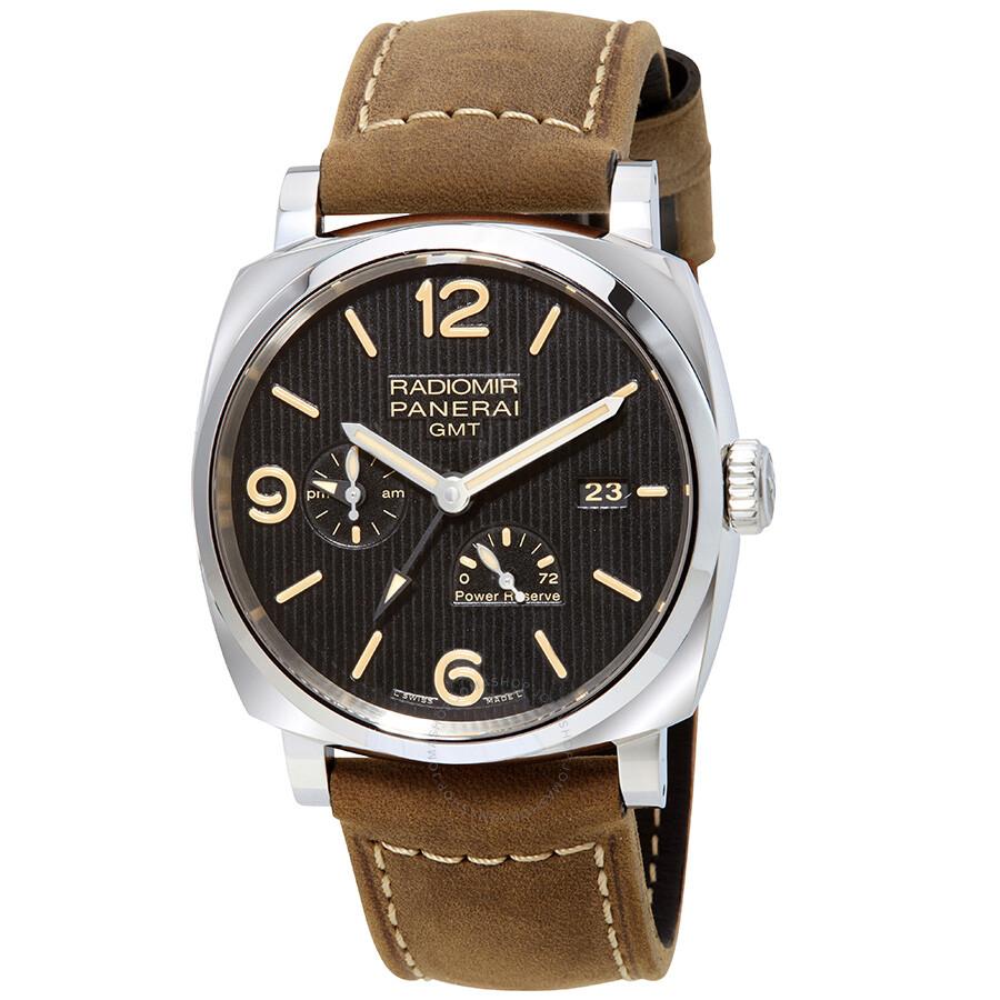 panerai radiomir 1940 black dial automatic men s watch pam00658