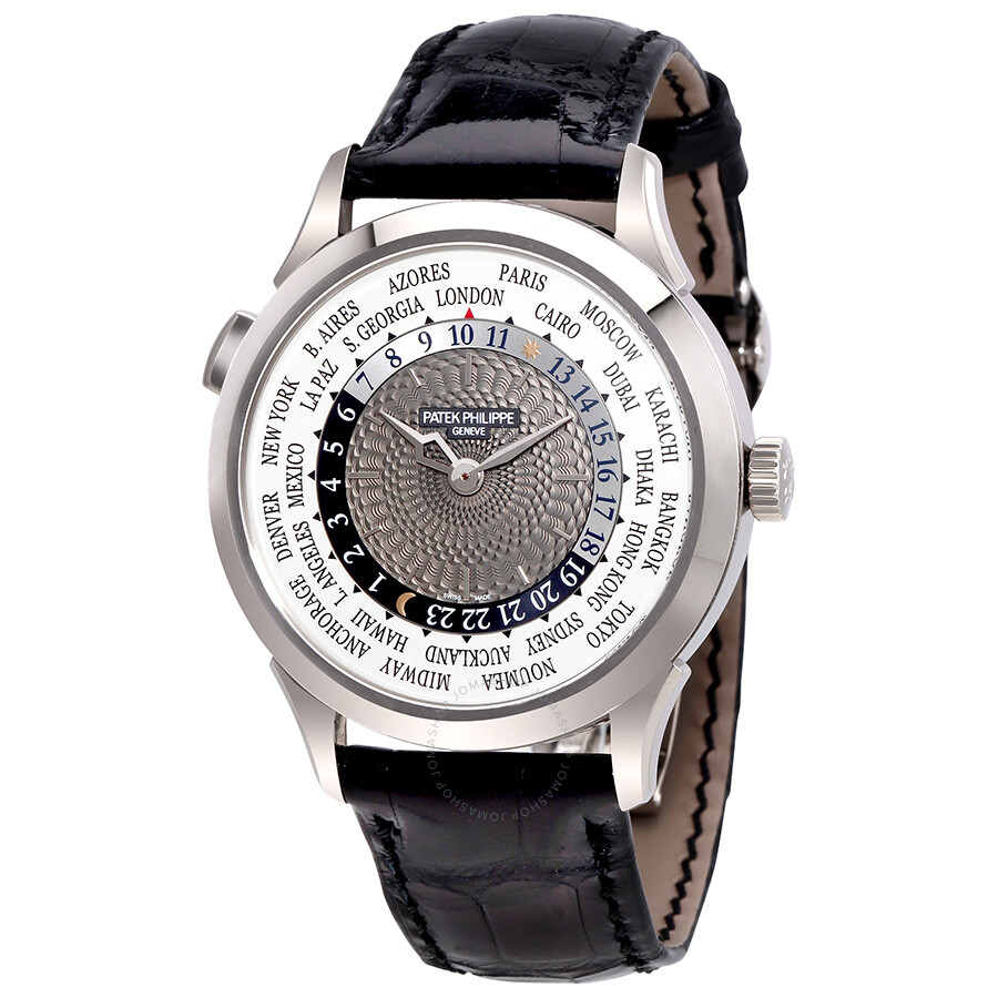 Patek Philippe Complications 18kt White Gold Automatic Men ...