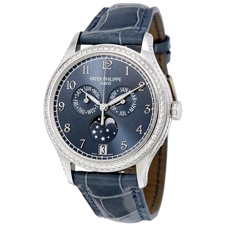 Patek philippe complications automatic ladies watch 4947g complications patek philippe for Patek watches