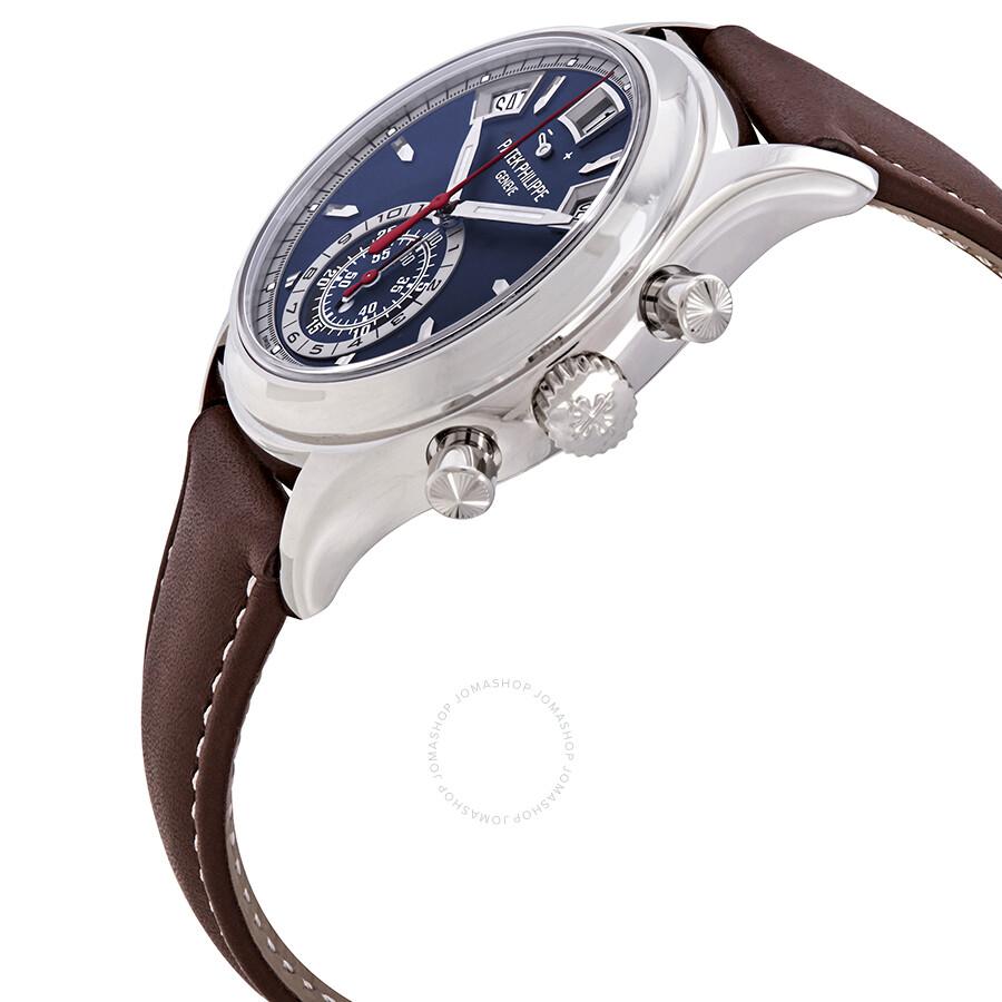 f7a467e7761 ... Patek Philippe Complications Chronograph Automatic Blue Dial Men's Watch  5960-01G ...