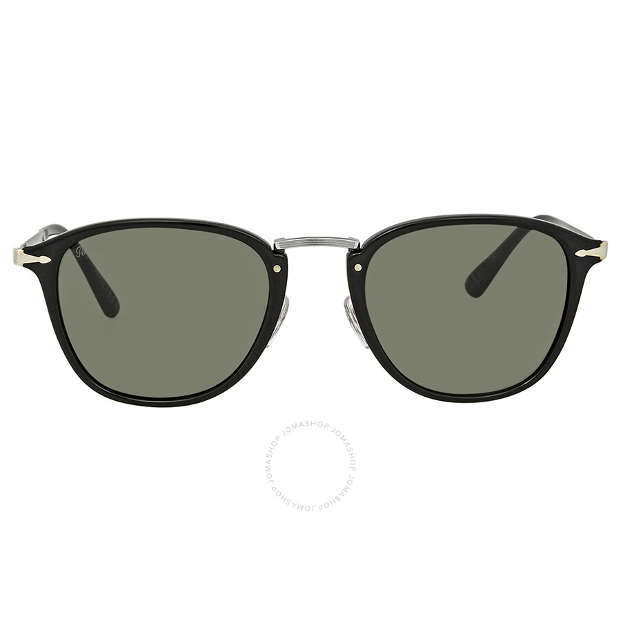 7474275f6b Persol Calligrapher Edition Black Square Sunglasses Persol Calligrapher  Edition Black Square Sunglasses ...