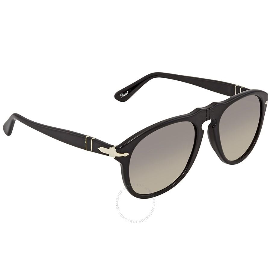 7c73e44e996e Persol Clear Gradient Grey Sunglasses PO0649 95/32 54 Item No. PO0649 95/32  54