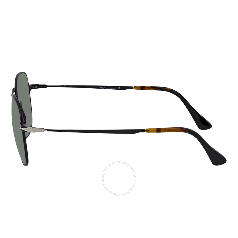 53579d109b703 Persol Dark Green Aviator Unisex Sunglasses PO2449S 107831 56 ...