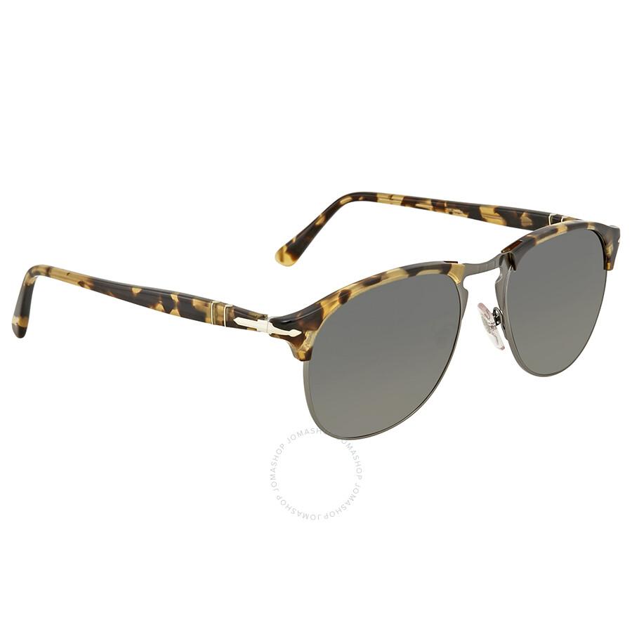 c1f58d4462 Persol Round Sunglasses PO8649S 105671 53 - Persol - Sunglasses ...