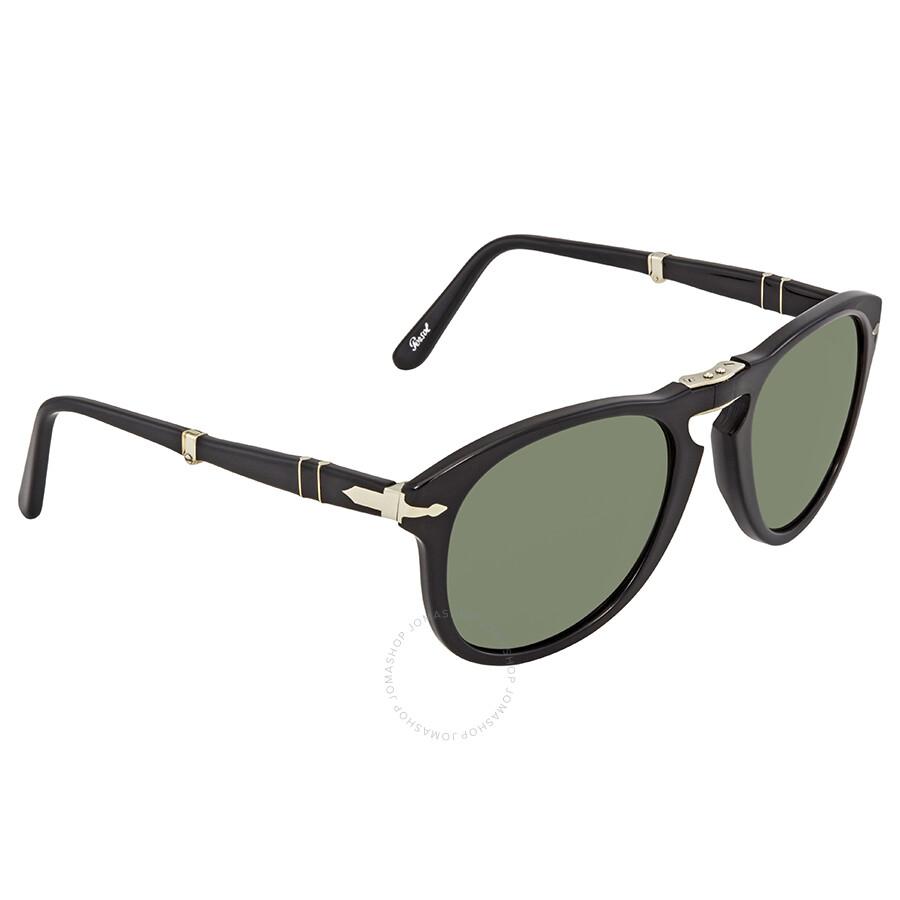 fcc2e84733 Persol Green Aviator Sunglasses PO0714 95 31 54 - Persol ...