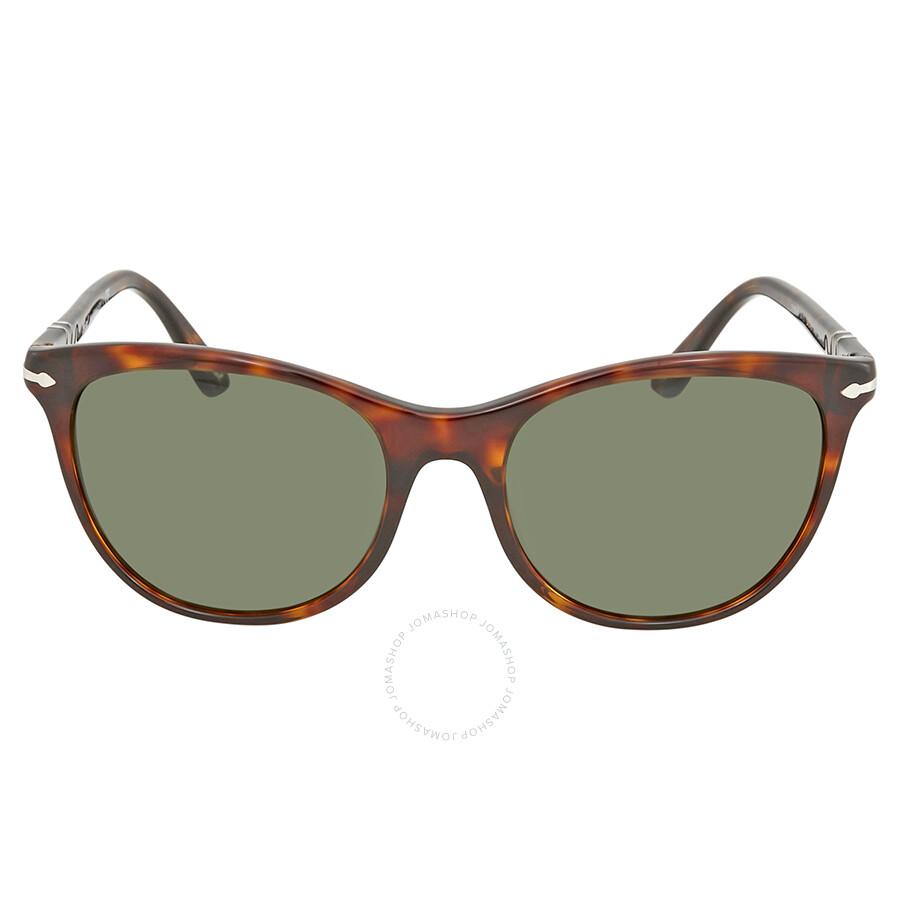 59f98394c8 Persol Green Cat Eye Sunglasses PO3190S 24 31 54 - Persol ...