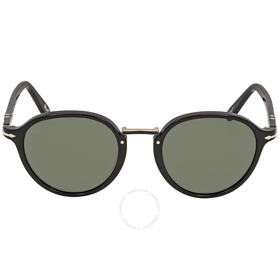 278b4af8b5 Persol Green Round 49 mm Sunglasses PO3184S 95 31 49 - Persol ...