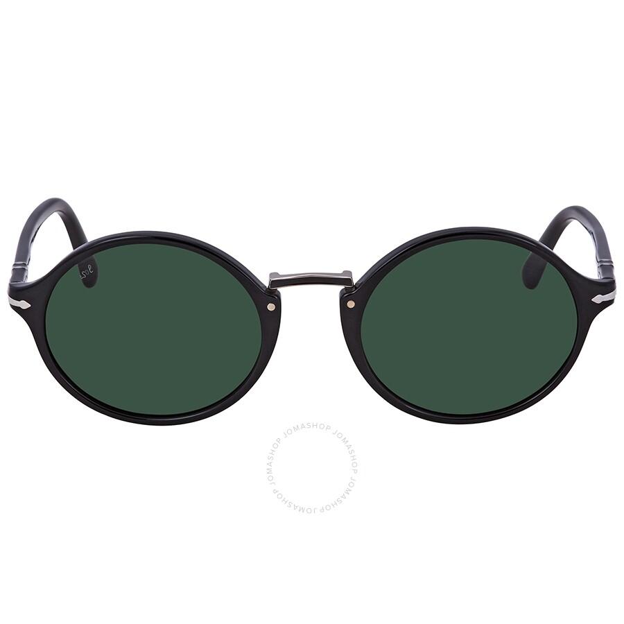 95f2fff78dd39 Persol Green Round Men s Sunglasses PO 3208S 9531 50 - Persol ...