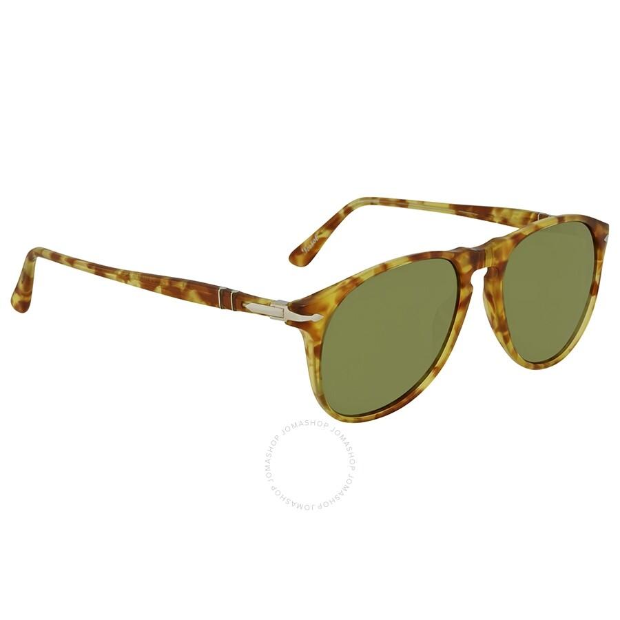 1126853bc6ecc Persol Round Sunglasses PO6649S 10614E 55 - Persol - Sunglasses ...