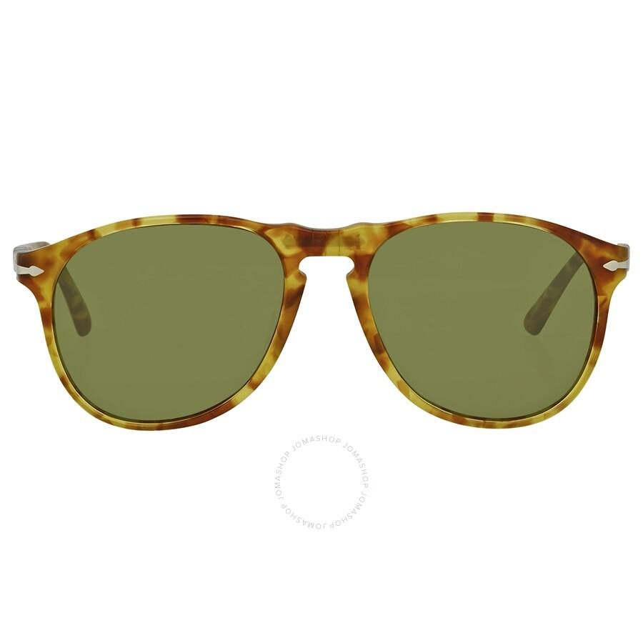 4db88dab00562 Persol Round Sunglasses PO6649S 10614E 55 Persol Round Sunglasses PO6649S  10614E 55 ...